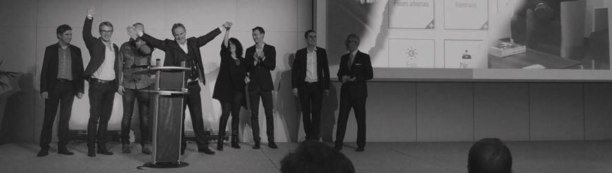 Notre plateforme YUMELY récompensée aux Grands Prix de l'Innovation du Barreau de Lille